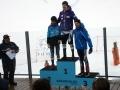 podio Gigante, foto Julio FEDPC, oro Roger Puig, plata Jaime Almenar, bronce Pol Aguilar