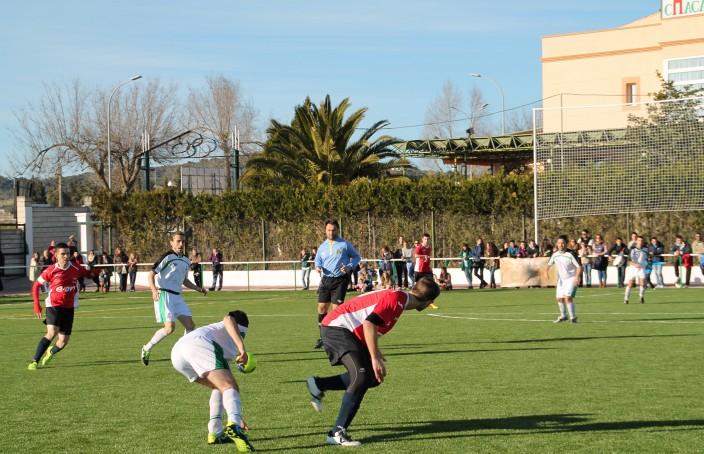 Liga Nacional Fútbol 7 en juego