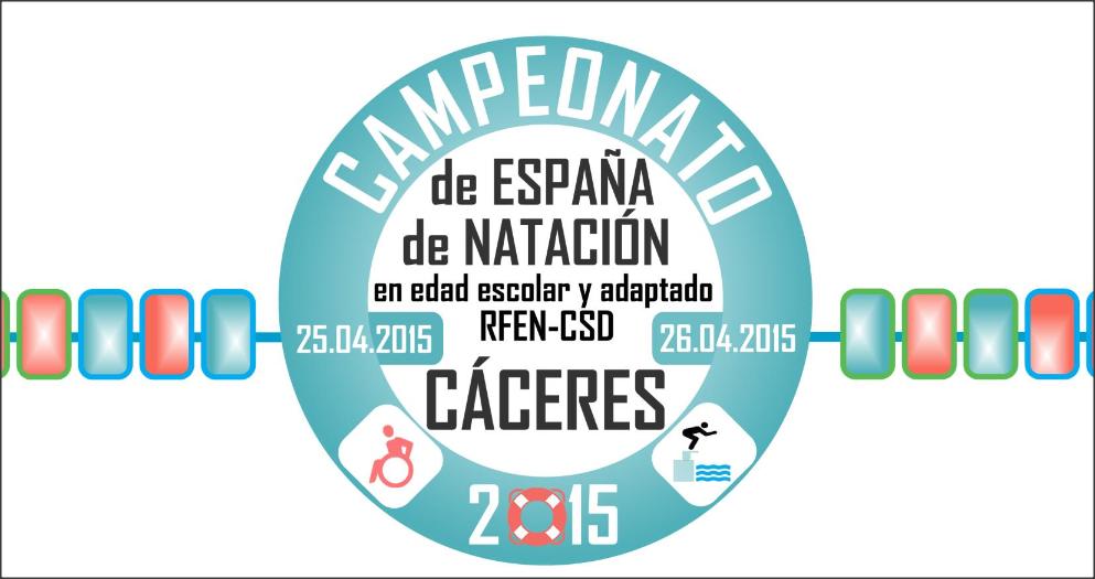 Campeonato de España de Natación Escolar y Adaptado