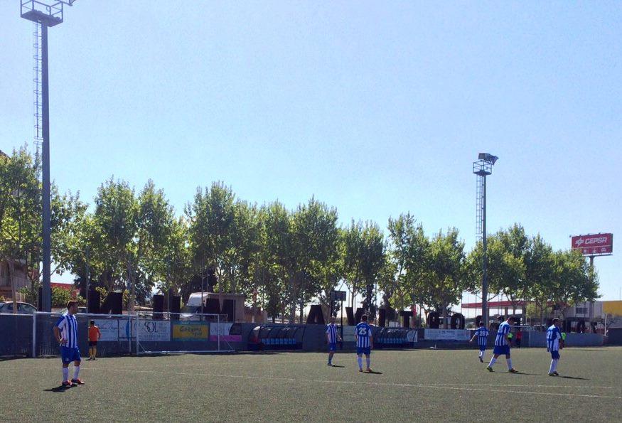 Fútbol siete en Pallejà