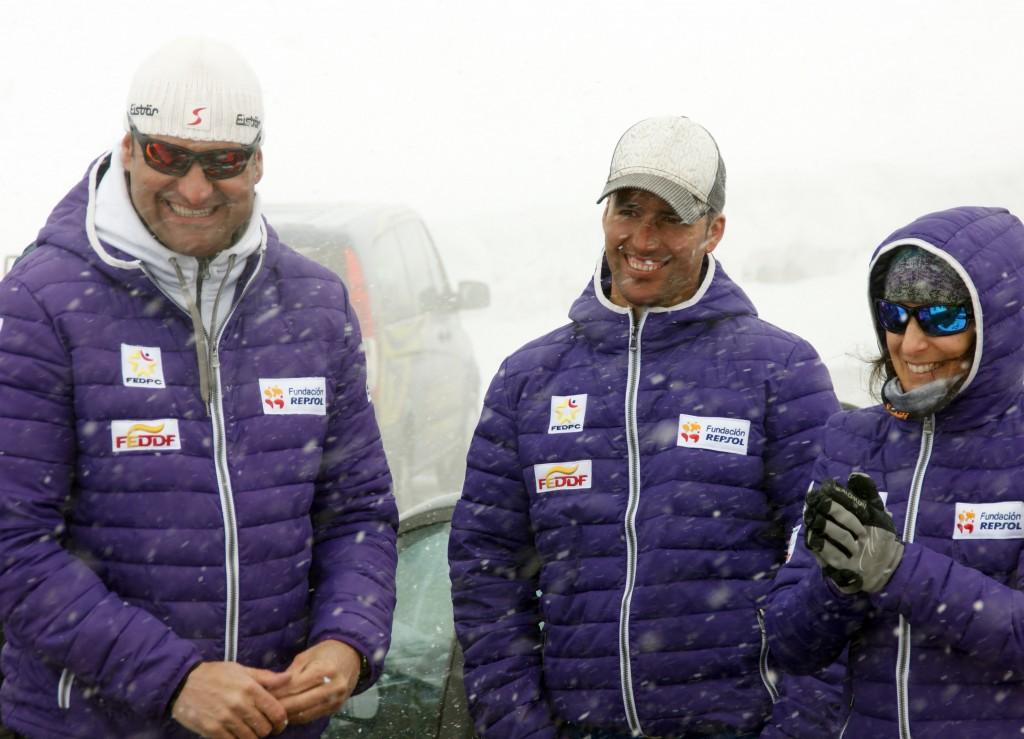 Los esquiadores de la FEDPC arrasan en el Nacional