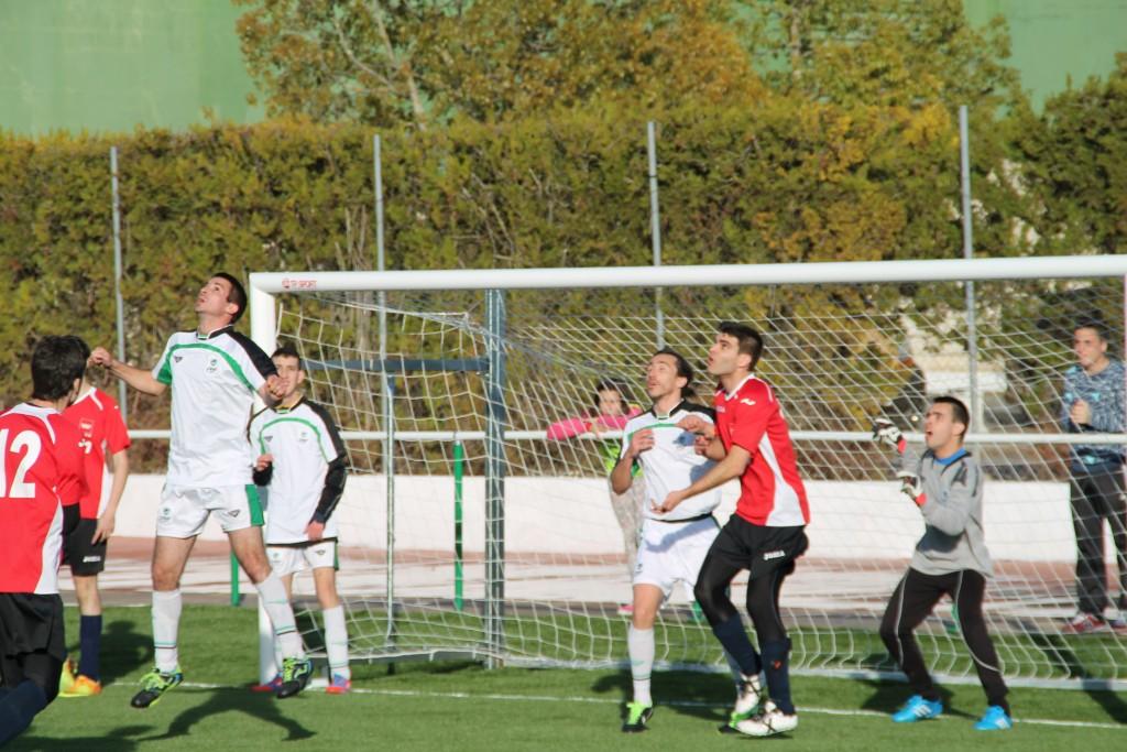 Nueva jornada de Fútbol Siete en Ibi