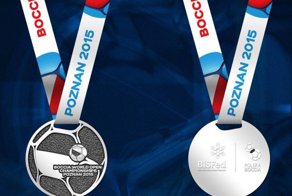 Boccia World Open Championships Poznan 2015