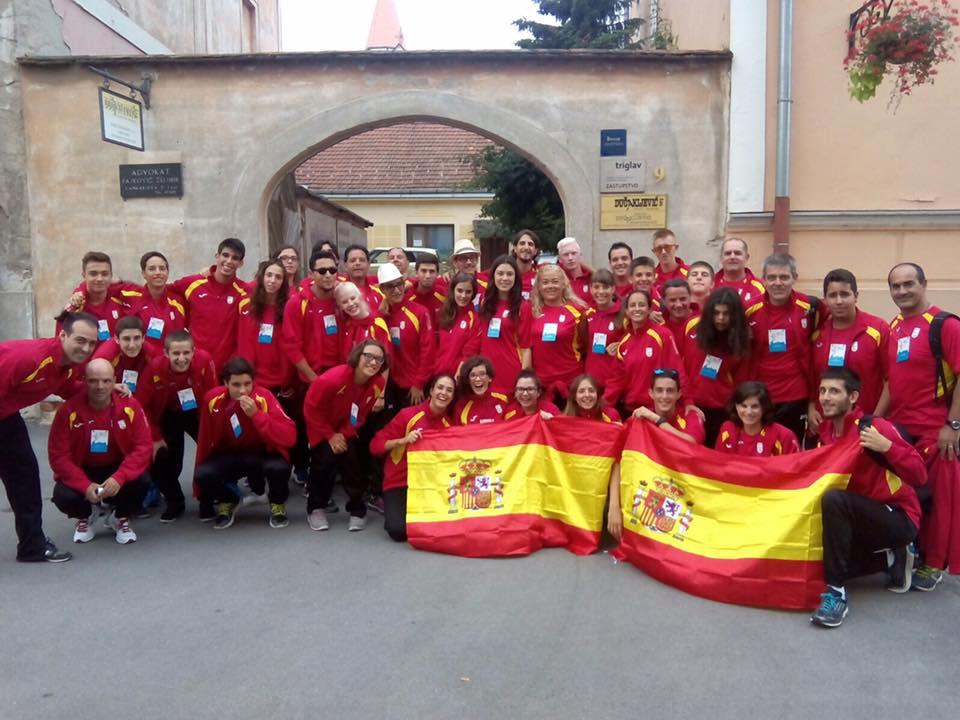 Juegos Paralímpicos Europeos para Jóvenes