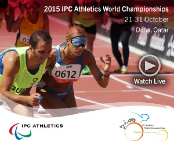 Doha 2015 IPC Athletics World Championships