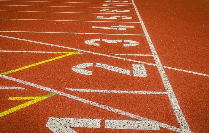 Correr fácil, Campeonato de Europa de Atletismo, Grosseto