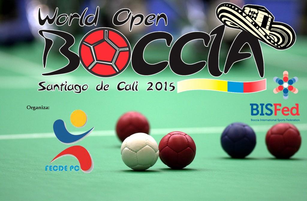 Open Mundial de Boccia 2015