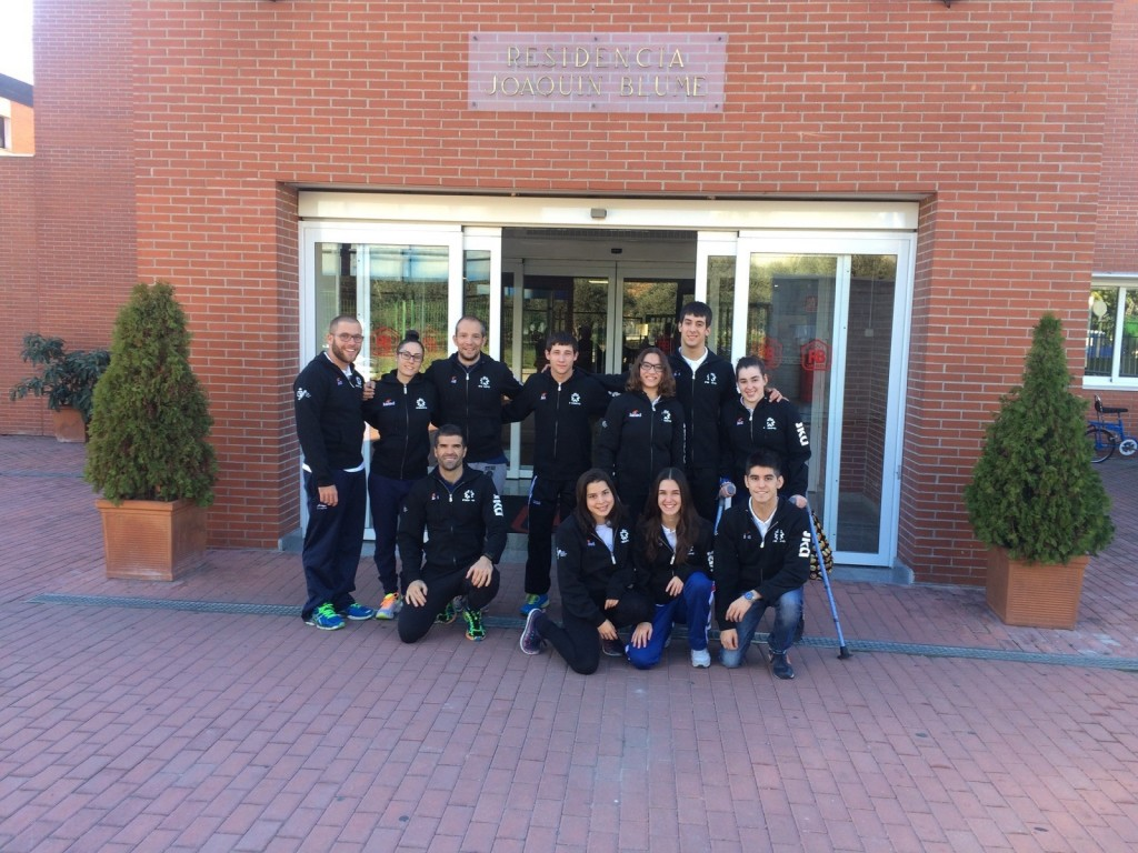 Plan Nacional de Tecnificación Deportiva de Natación - En la Blume