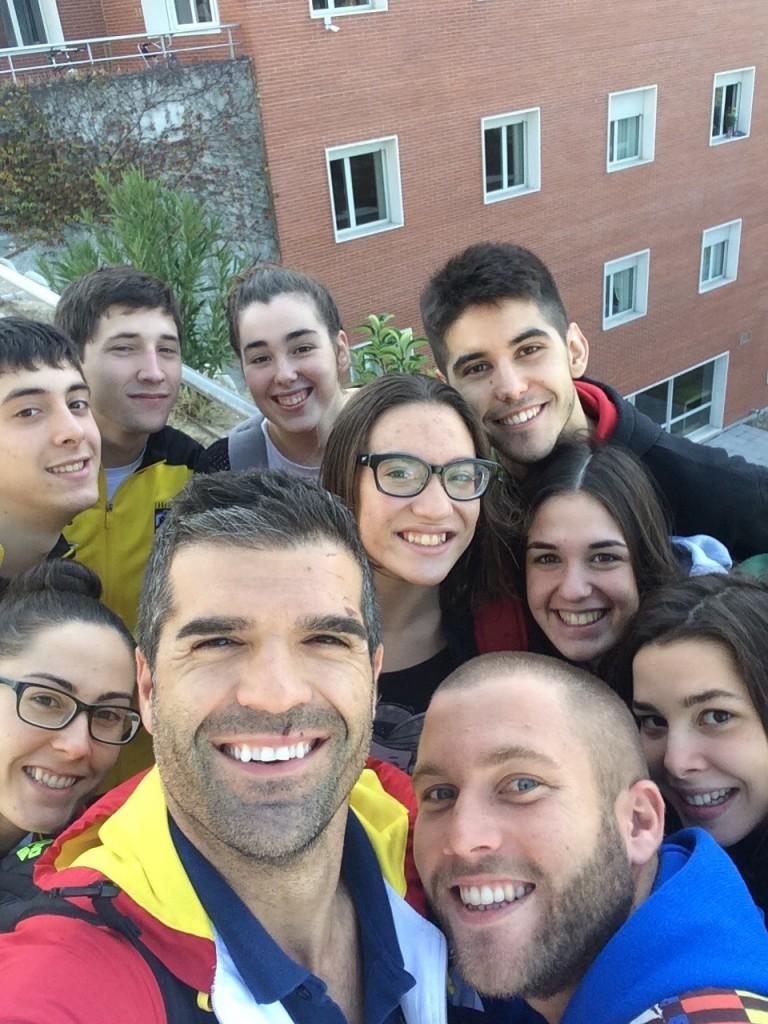 Plan Nacional de Tecnificación Deportiva de Natación - Un ambiente estupendo