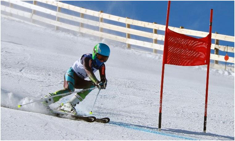 Julo Almenar - Esquí adaptado FEDPC