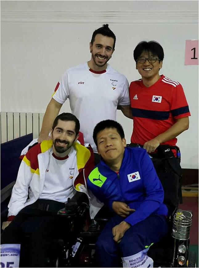 Francisco Javier Martínez Fernández-Aceytuno - Campeonato del Mundo - Pekín 2016