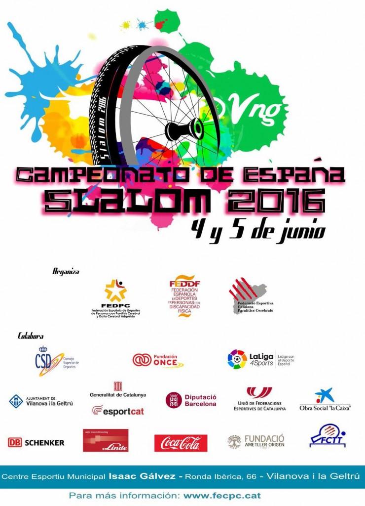 Campeonato de Slalom 2016