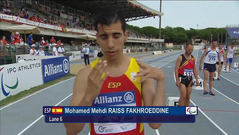 Mohamed Mehdi - Atletismo Grosseto 2016