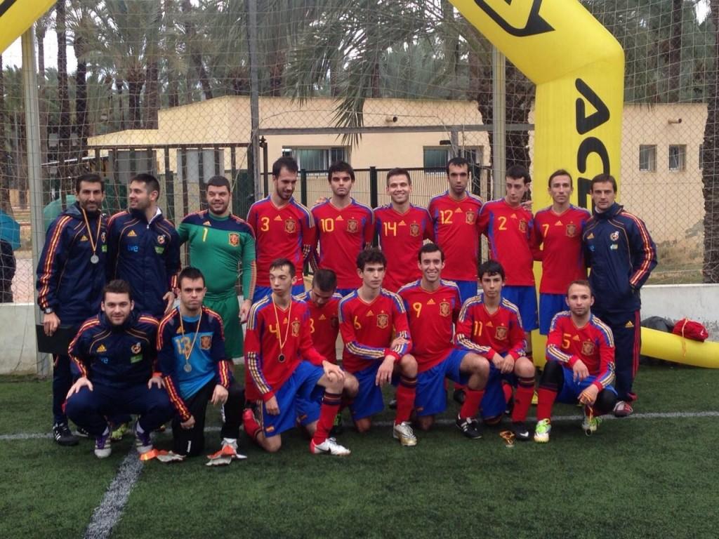 selección de fútbol siete