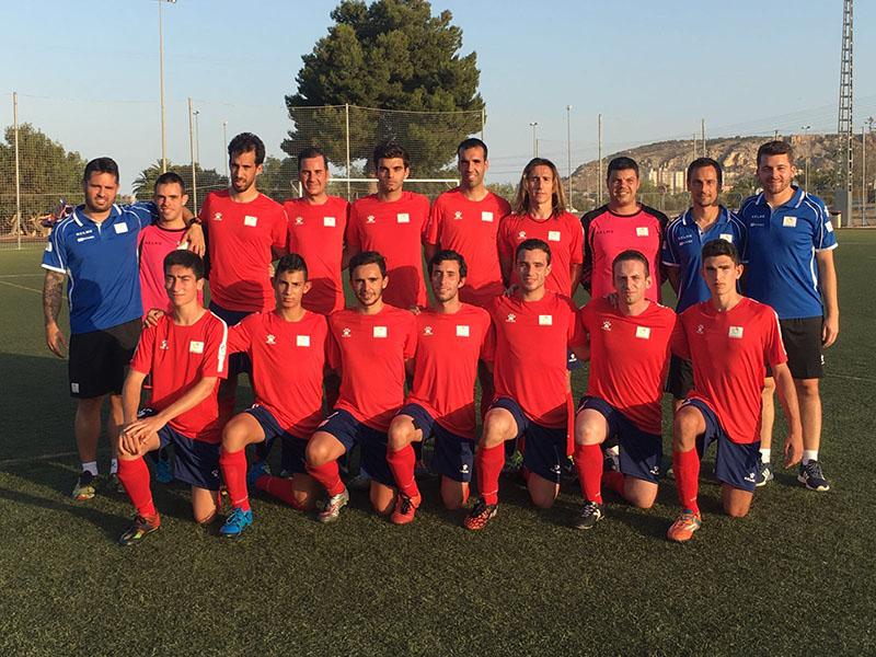 Selección de Fútbol 7 - Objetivo Dinamarca - FEDPC