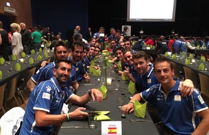 La selección española de Fútbol 7 Novena en Dinamarca - Blog FEDPC