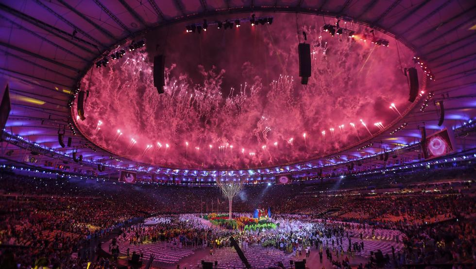 Juegos Paralímpicos 2016 - Imagen de Antonio Lacerda (EFE)