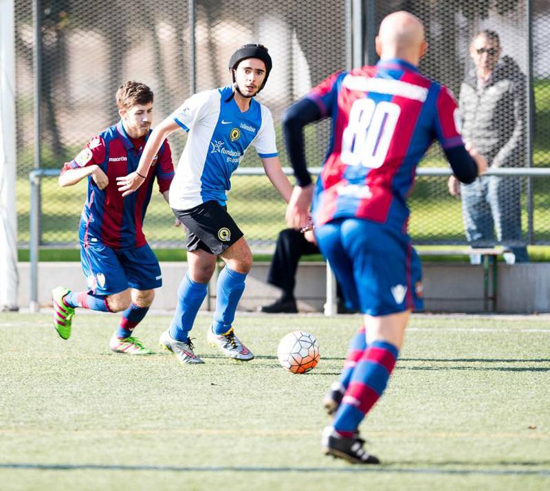 Levante UD Paralimpico - Fútbol 7 FEDPC