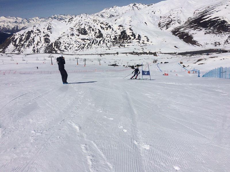 Concentración de Esquí Alpino - FEDPC