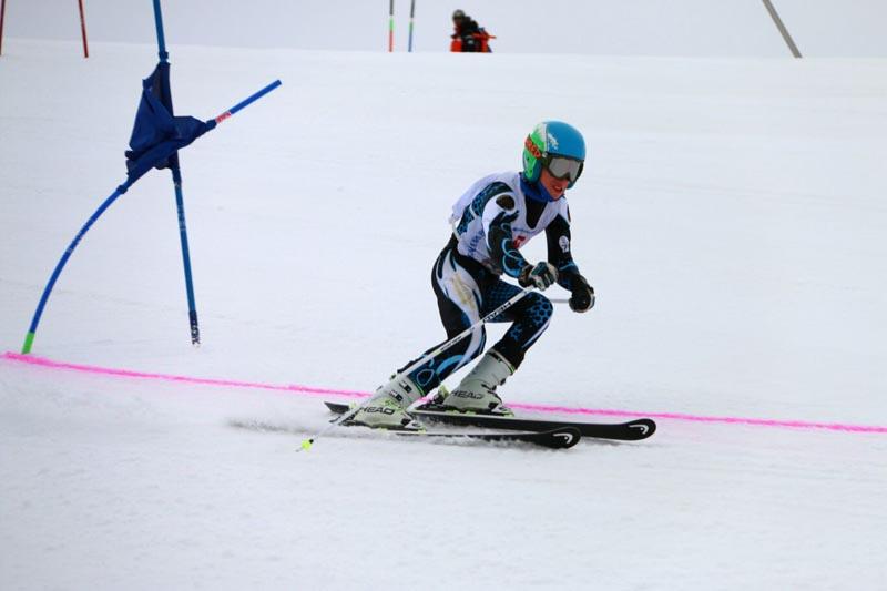 Copa de España de esqui alpino adaptado Trofeo Fundación Jesus Serra - FEDPC