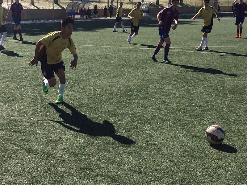 Liga Nacional Futbol 7 FEDPC Algete