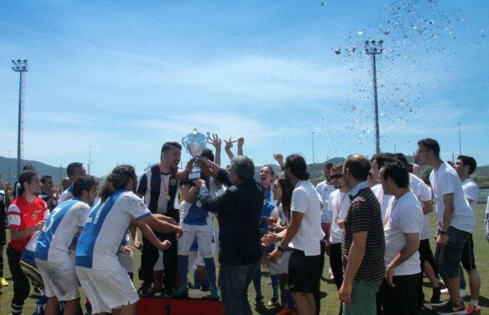Liga fútbol 7 2016-2017 FEDPC - Hércules Paralímpico Campeón